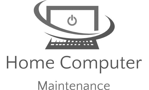 Home Computer Maintenance