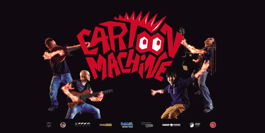 Cartoon Machine