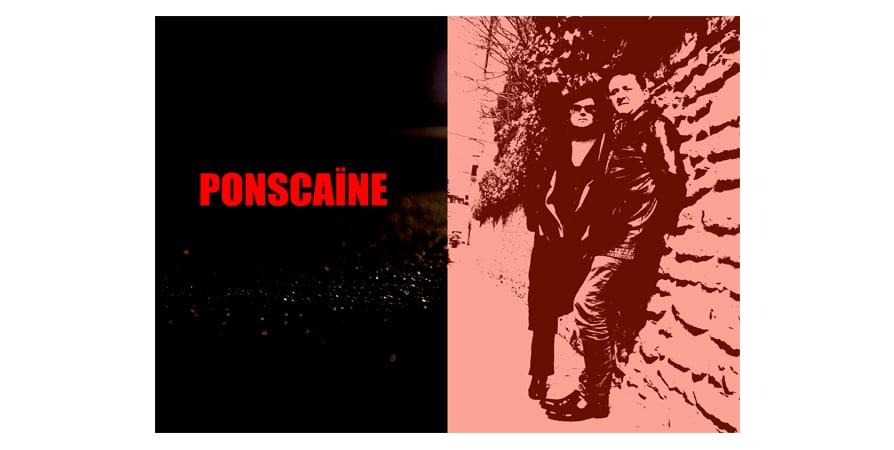 Ponscaïne